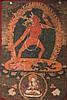 A ThangkadepictingVajrayogini Nepal, 18thcentury