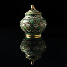 Little vase China 20th century