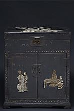 A small Japanese cabinet Japan, Meiji period, 19th Century