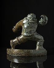 An Inuit sculpture Alaska, 20th Century