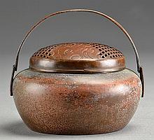 A Chinese Bronze Pot