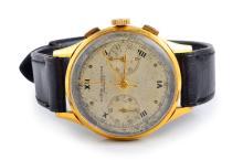 Baume & Mercier Men's Gold Watch