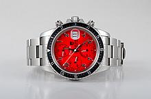 Tudor Tiger Prince Date Stainless Steel Watch