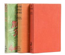 Christie (Agatha) The Clocks, first edition, signed by the author, 1963; and 2 others by the same (3)