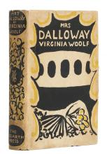 Woolf (Virginia) Mrs Dalloway, first edition, 1925.