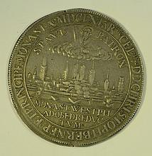 German States 1661 Munster Taler