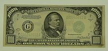 1934-A $1000 Federal Reserve Note.  FR# 2212-G.