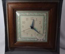 New Haven Goose clock