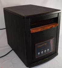 EdenPure Gen3 Quartz Infrared Portable Heater, Model A3705, PICK UP ITEM ONLY
