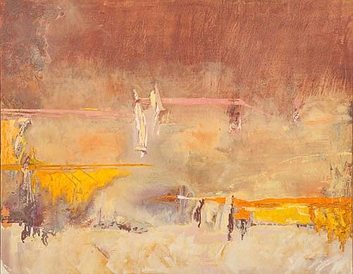 GLADYS DOVE (B. 1941), EERAWAI NOORALIE, Signed &