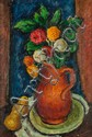RONALD A CENTRE (B.1913), STILL LIFE WITH FRUIT,