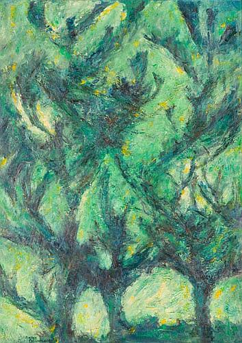 AUDREY EDITH GREENHALGH (B. 1903), SEA LIGHT,