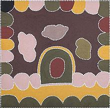 PHYLLIS THOMAS (B.c1938)  UNTITLED  Catalogue number PT98.9