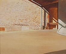 BRYAN WESTWOOD (1930-2000) LIGHT PATTERN