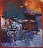 MAC BETTS (1932-2010) AFTER THE FIRE LAKE GNANGARA