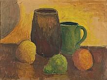 ROLAND SHAKESPEARE WAKELIN (1887-1971) STILL LIFE