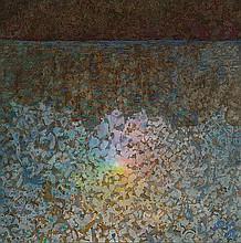 GEORGE HAYNES (B. 1938) BEND IN THE RIVER