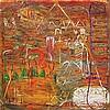 JUREK WYBRANIEC (B.1958) ASSIMILATION WITH WINE