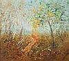DAVID BOYD (1924-2011) EUROPA UNDER A WATTLE TREE