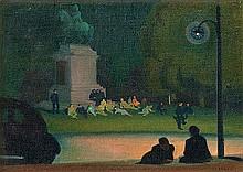 JACK NOEL KILGOUR (1900-1987) MONUMENT Signed