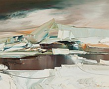 ELIZABETH FORD (1941-2009) MURCHISON SANDS Signed