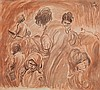 ELIZABETH DURACK (1916-2000) FAMILY GROUP Signed