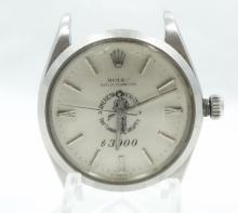 1961 Rolex Oyster Prepetual Watch Head W/RARE