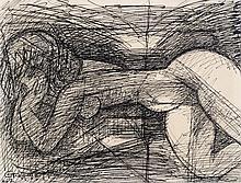 GROMAIRE Marcel,  1892-1971 [FR]. - Nu féminin, 1962,