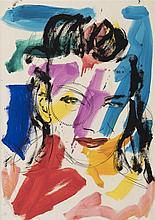 CASTELLI Luciano, *1951 [CH]. -