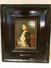 DELAROCHE Hippolyte (Paul) (d'après),  1797-1856 [FR]. L'empereur Napoléon Ier dans son cabinet de travail en 1807, fin XIXe s.