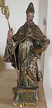 Saint Évêque, Italie, XVIIIe s.