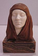 GENNARELLI Amedeo (Amadeo), 1881-1943 [IT]. Buste de femme.