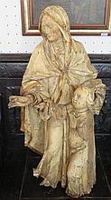 Sainte Élisabeth et Saint Jean-Baptiste, probablement fin XVIIe - début XVIIIe s.