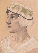 OLSOMMER Charles-Clos, 1883-1966 [CH]. Valaisanne