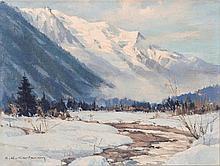 CONTENCIN Charles-Henry, 1898-1955 [FR]. Vallée de