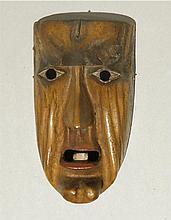 Masque, Kriens, canton de Lucerne, première moiti