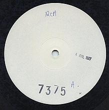 The Beatles - Double disque vinyle 33 T test pressing de l'album