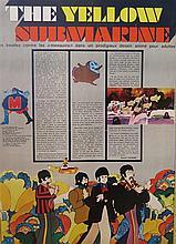 The Beatles - Affiche de cinéma française du film