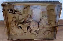 Relief, probablement Suisse, XXe s.