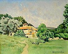 HONNORE-ALATERRE Yamina, 19 > 20. Villa dans le sud,