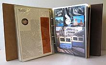 Collection de vingt-neuf monnaies commémoratives Bergbahnen der Schweiz, Suisse, XXe s.