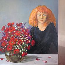 FERRARA Vanya, 20 > 21 [IT]. Portrait de femme,