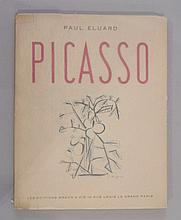 ELUARD Paul, 1895-1952 [FR]. Picasso: Dessins, 1952.