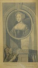 ANONYME, 18 > 19. Portrait de Jeanne Seymour,