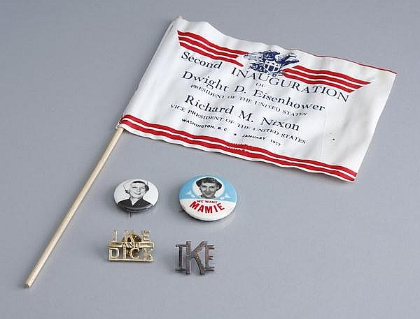 Eisenhower / Nixon Presidential campaign