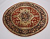 Handknotted Serapi rug, 73