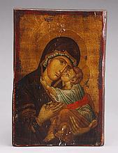 (2) Early 20th c. Russian icons