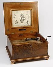 19th c. Dutch Polyphon 15.5