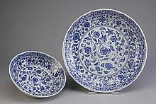 (2) Early 20th c. Chinese porcelain bowls