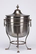 Early 20th c. coal scuttle